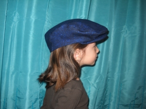 Sparkly Hat 016