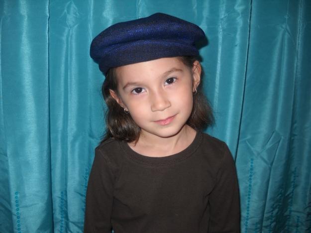 Sparkly Hat 024