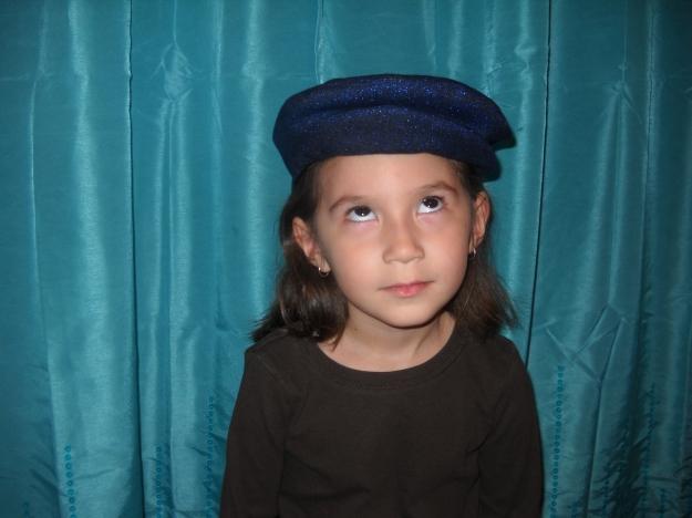 Sparkly Hat 026