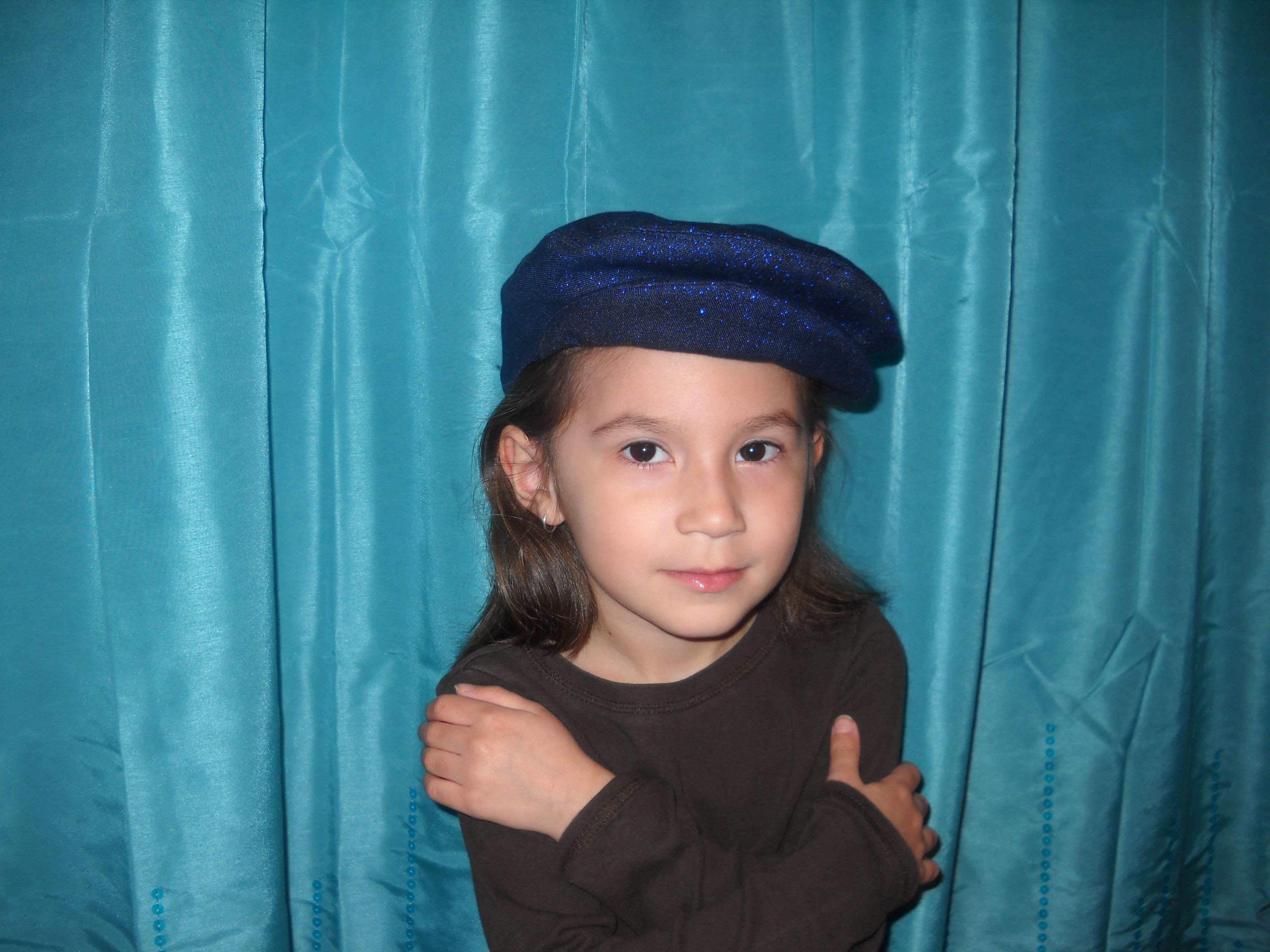Sparkly Hat 028
