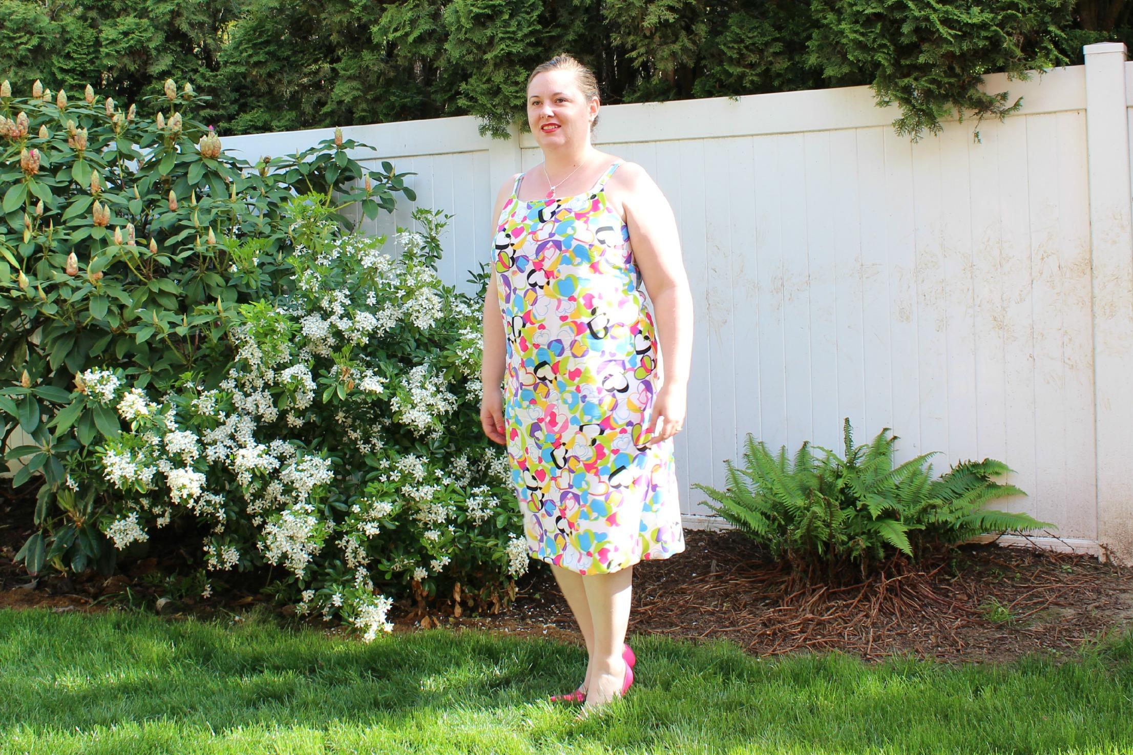 Heart Dress Front 2