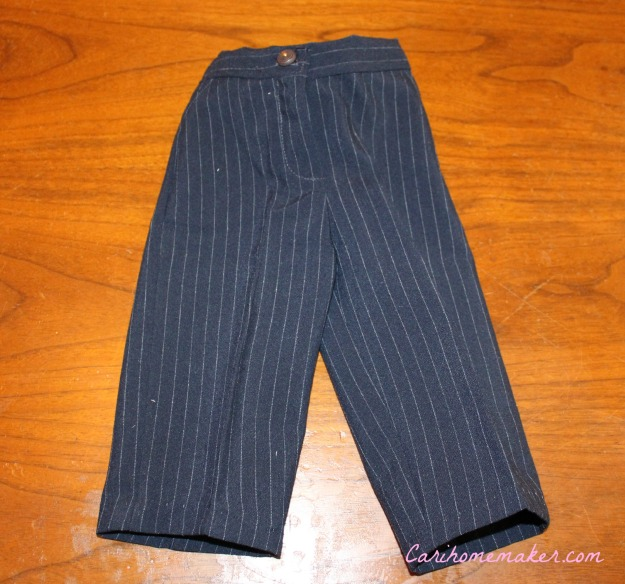 trousers front