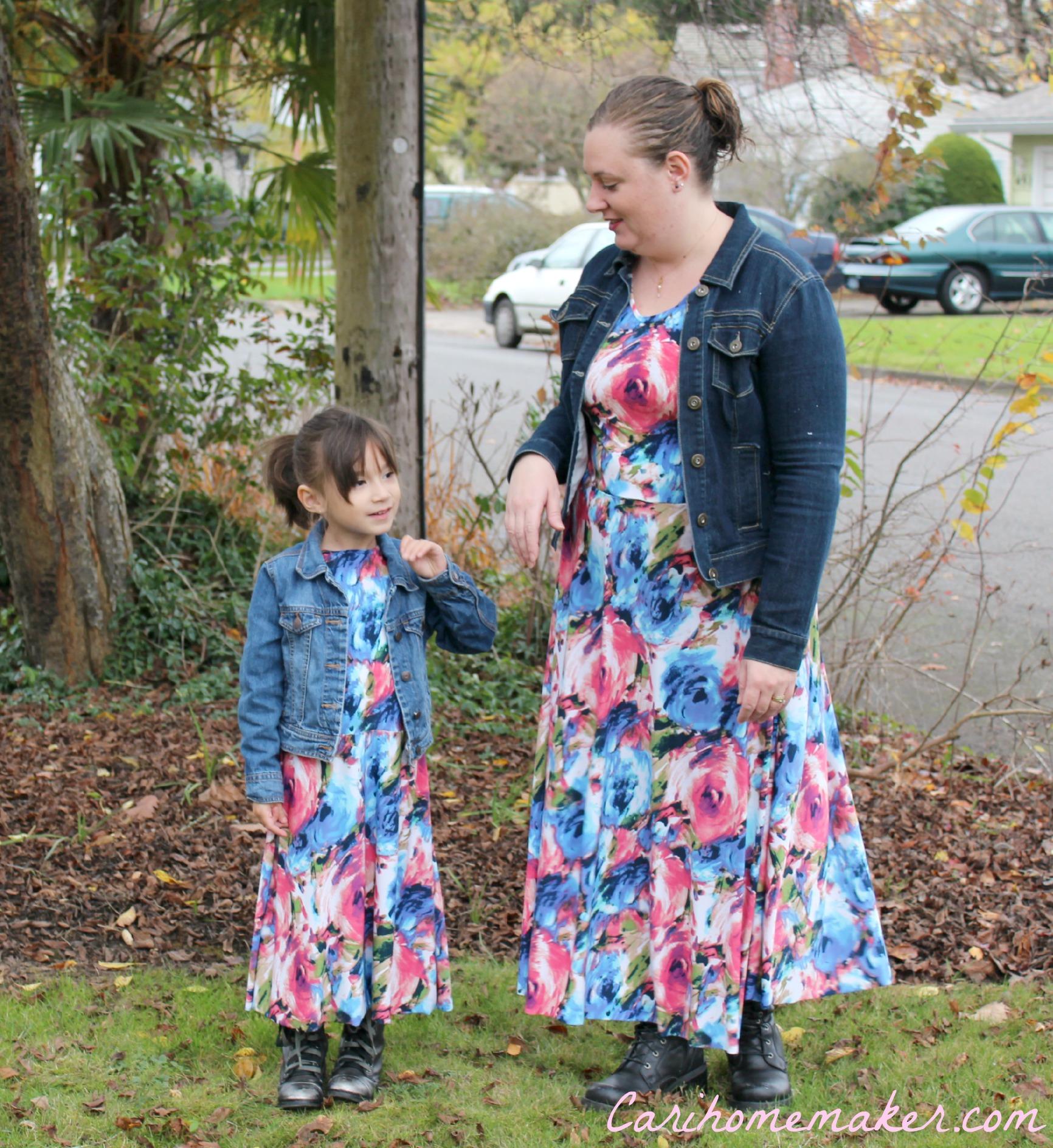 Twin Dresses 2