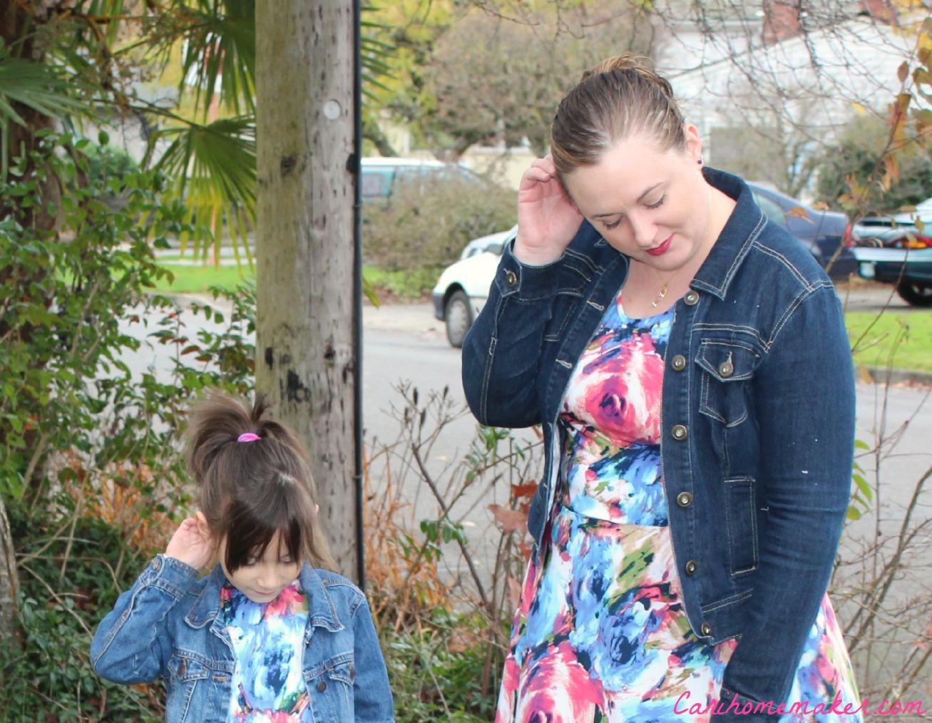 Twin Dresses 4
