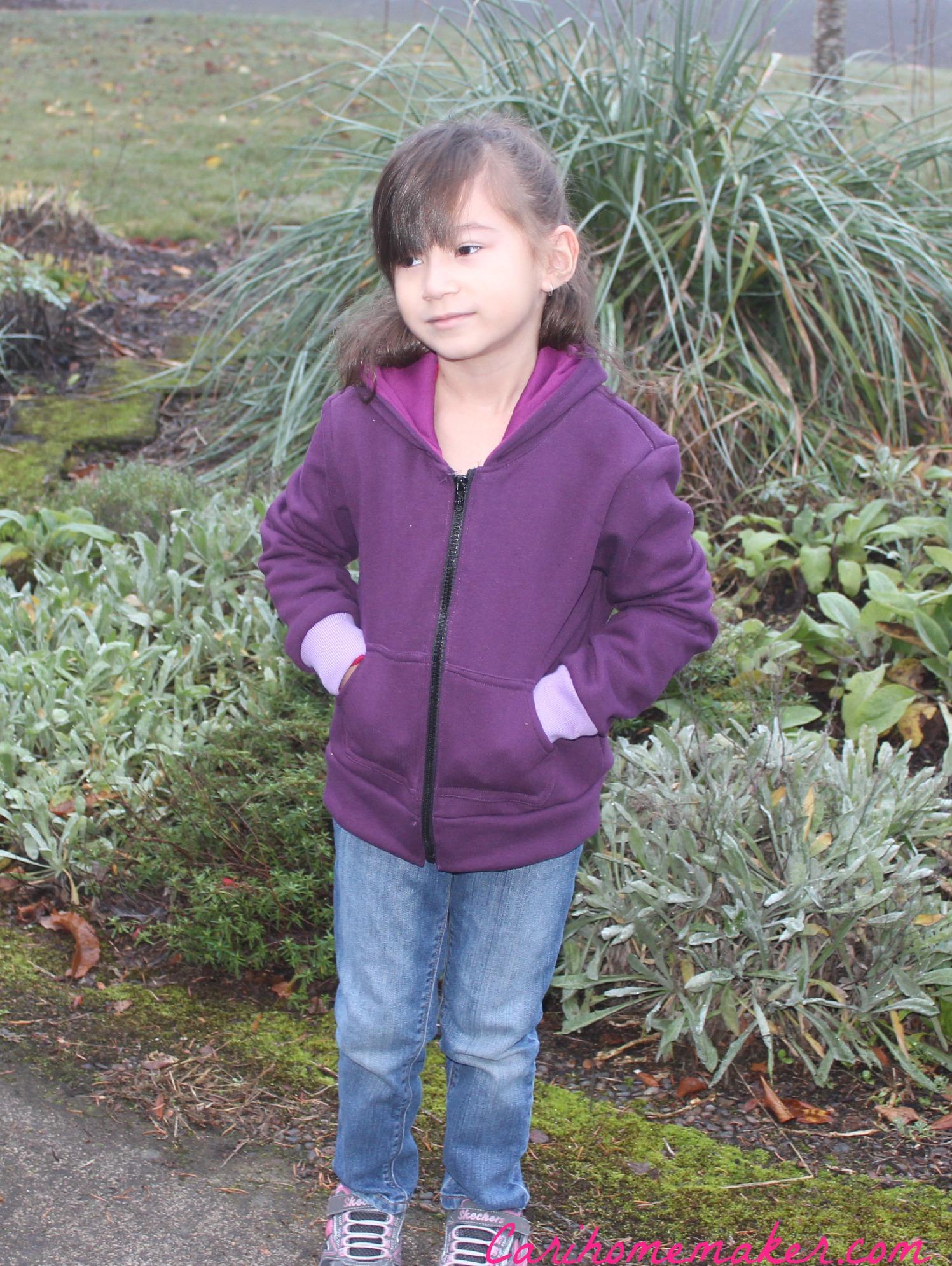 Purple Hoodie 1