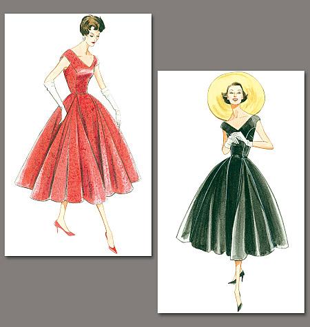 Pattern: Vintage Vogue 1172