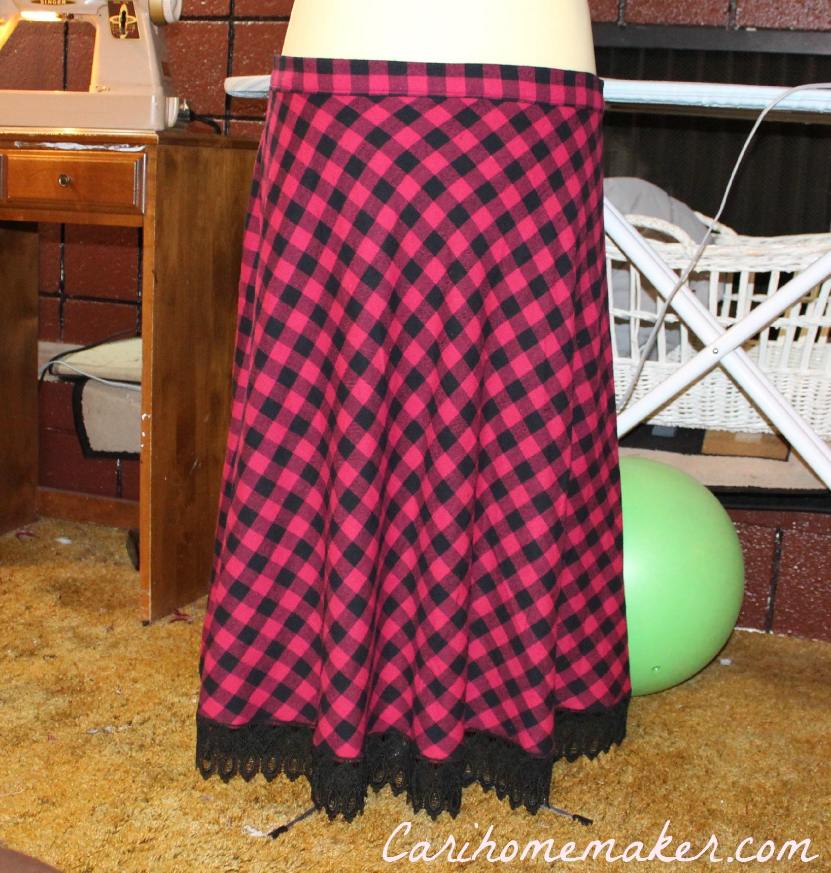 Lucia Skirt 1