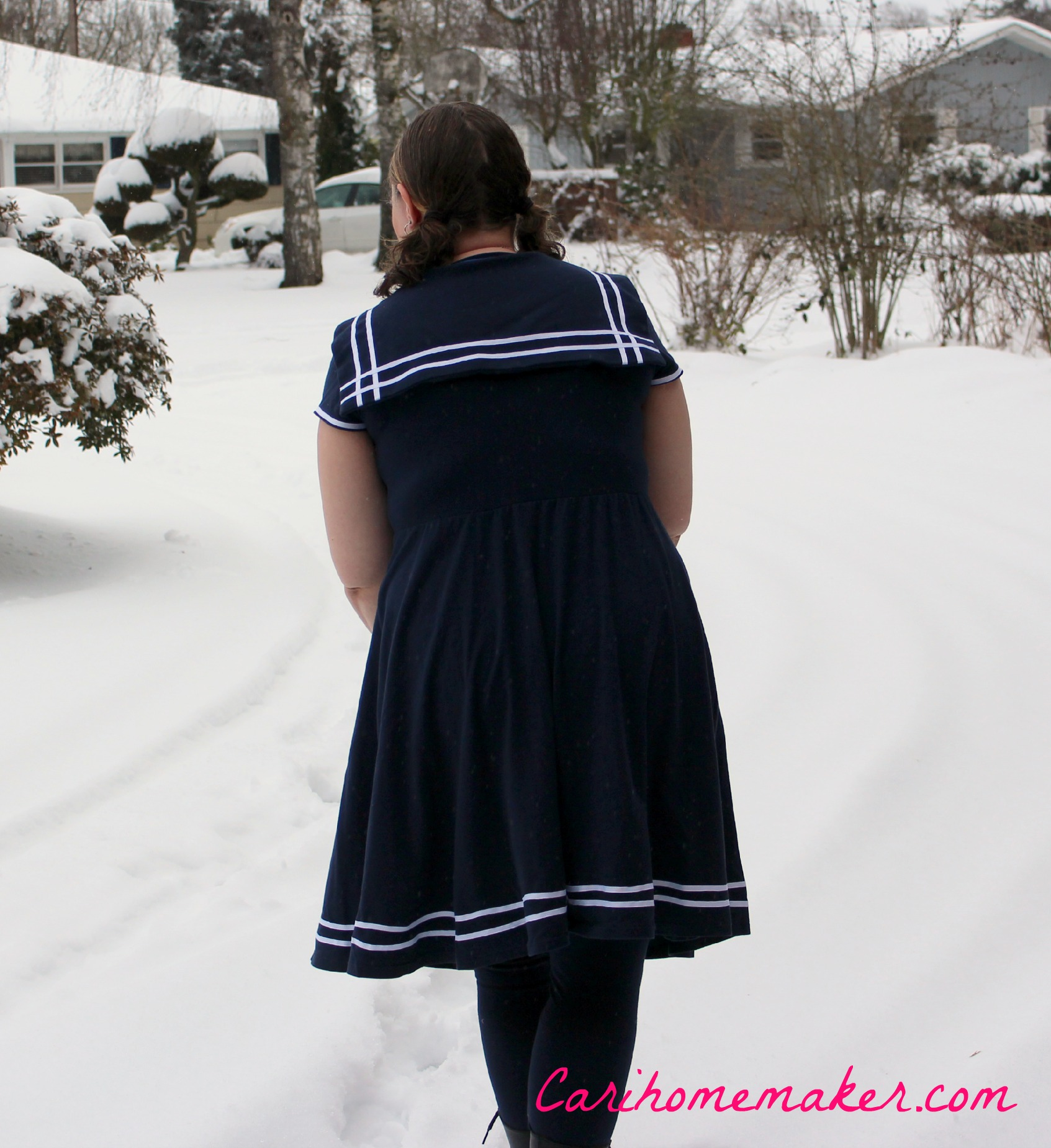 Sailor Dress 2
