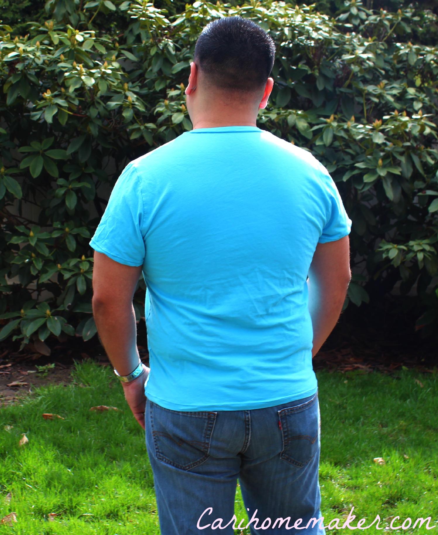 Pete t-shirt 2