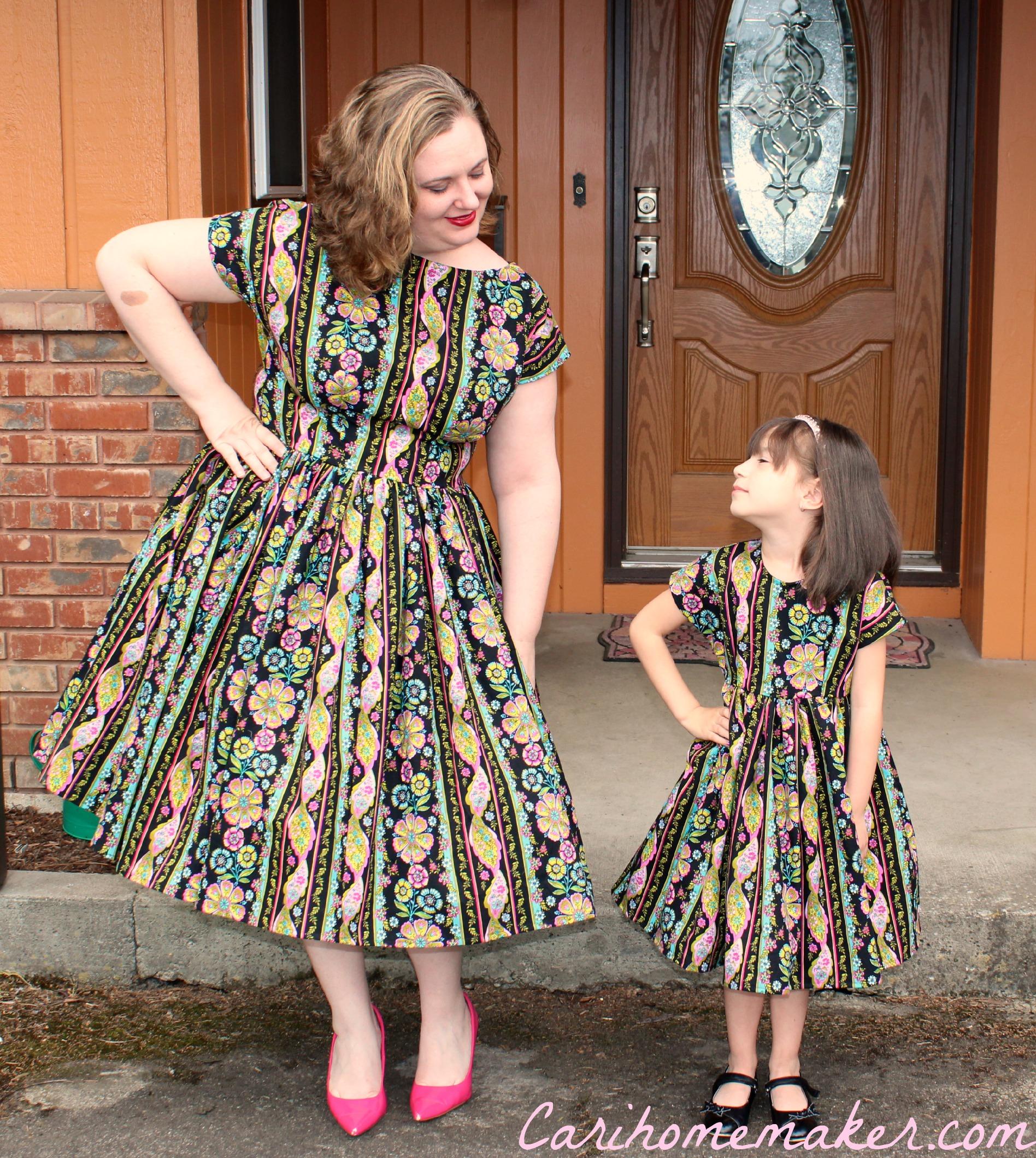 Twin Dresses 1