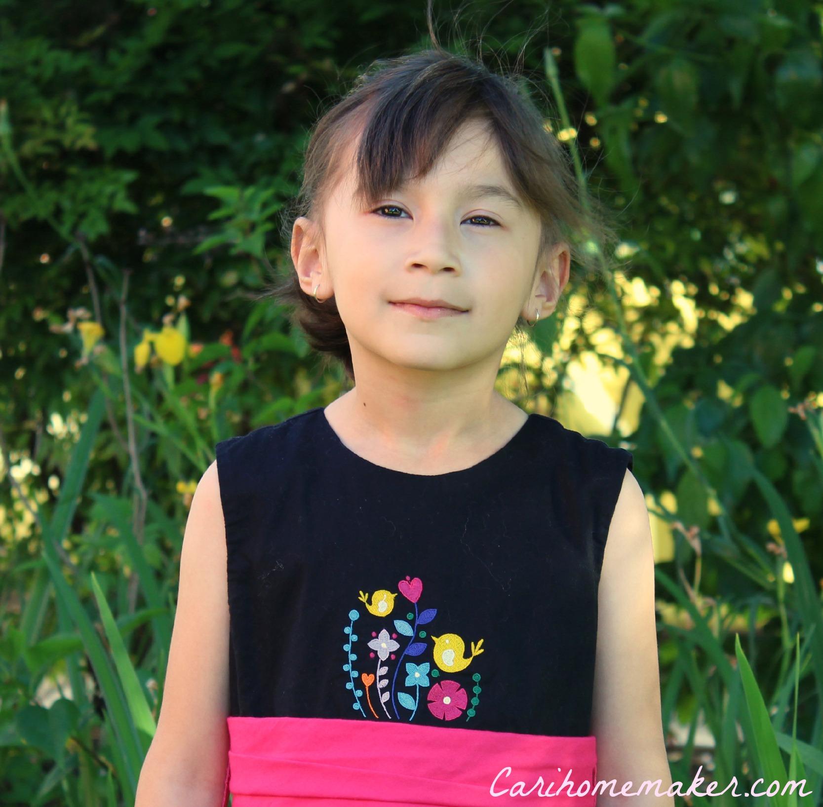 Rainbow Dress 2
