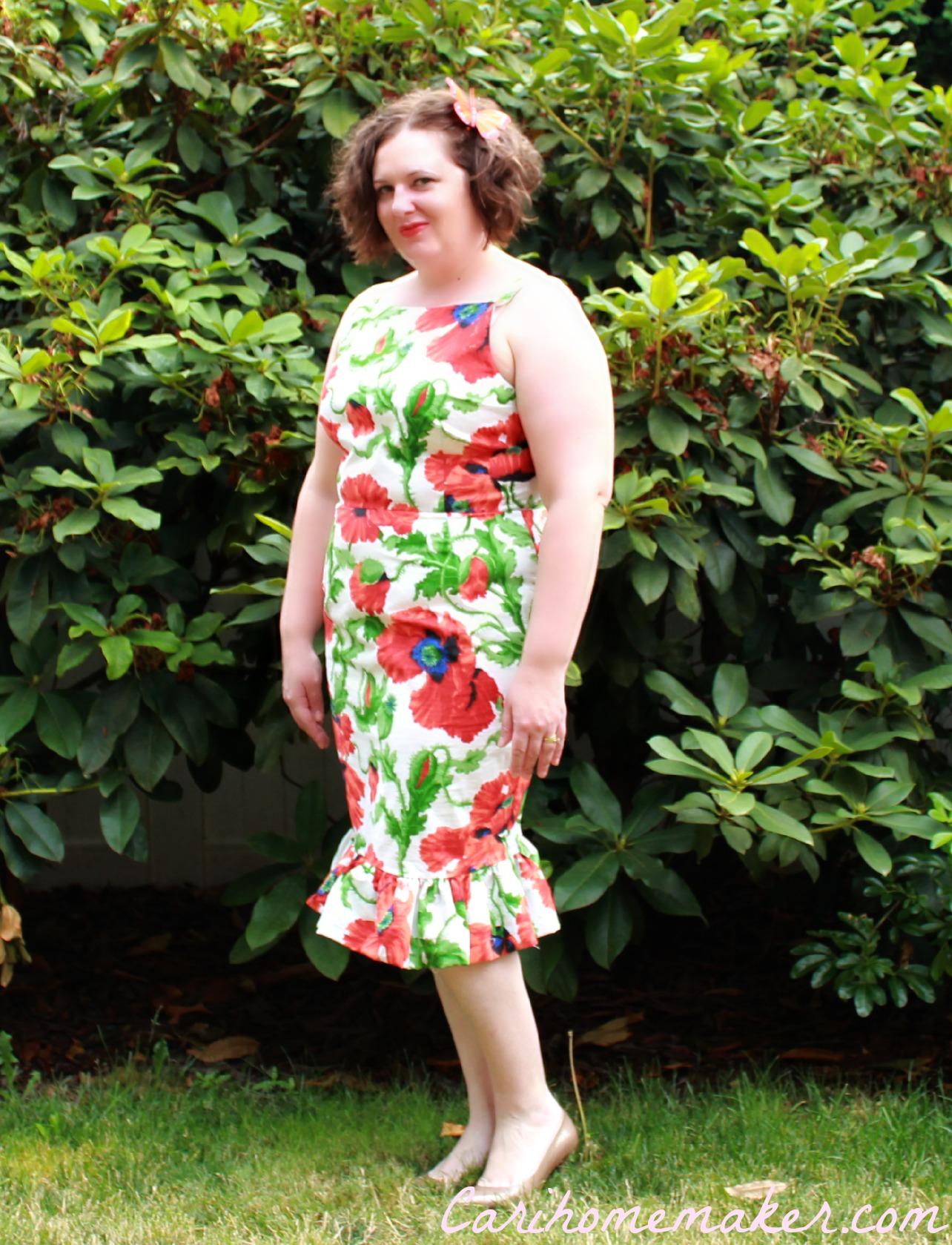 Wiggle Dress 3