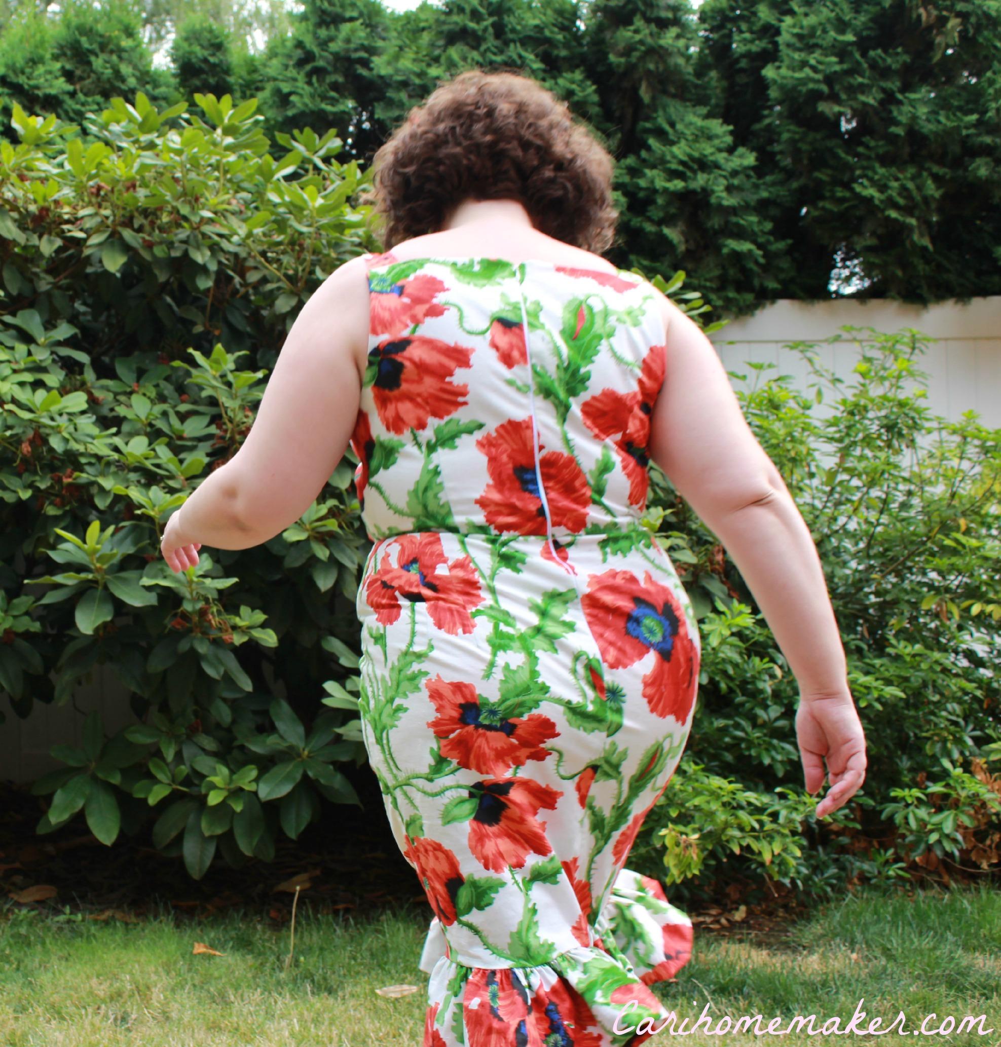 Wiggle Dress 6