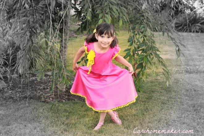 Cameo Lover Dress 1