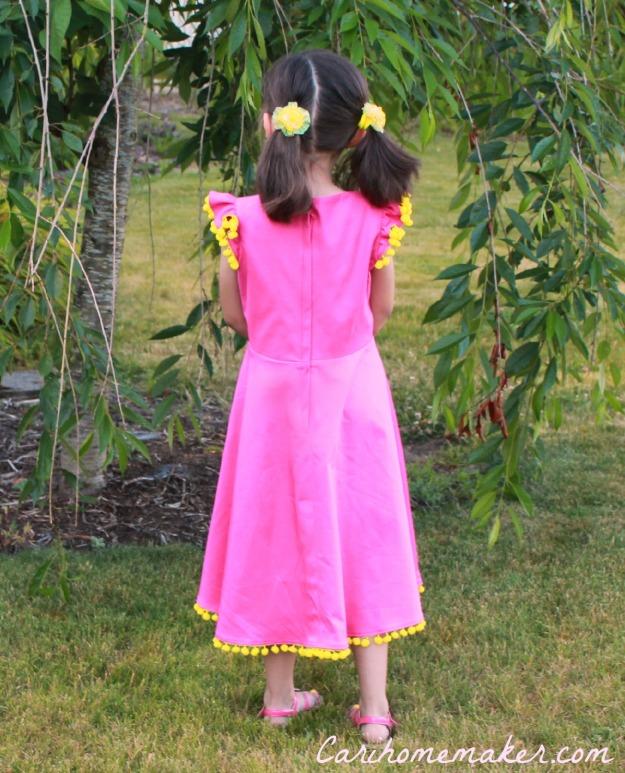 Cameo Lover Dress 3