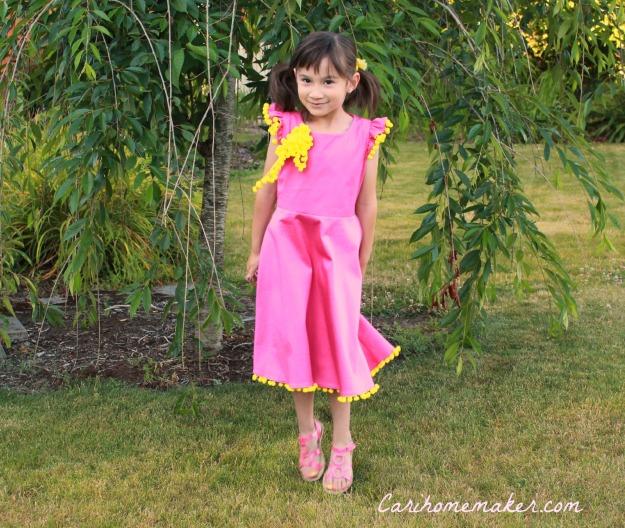 Cameo Lover Dress 5