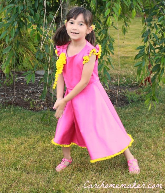 Cameo Lover Dress 6