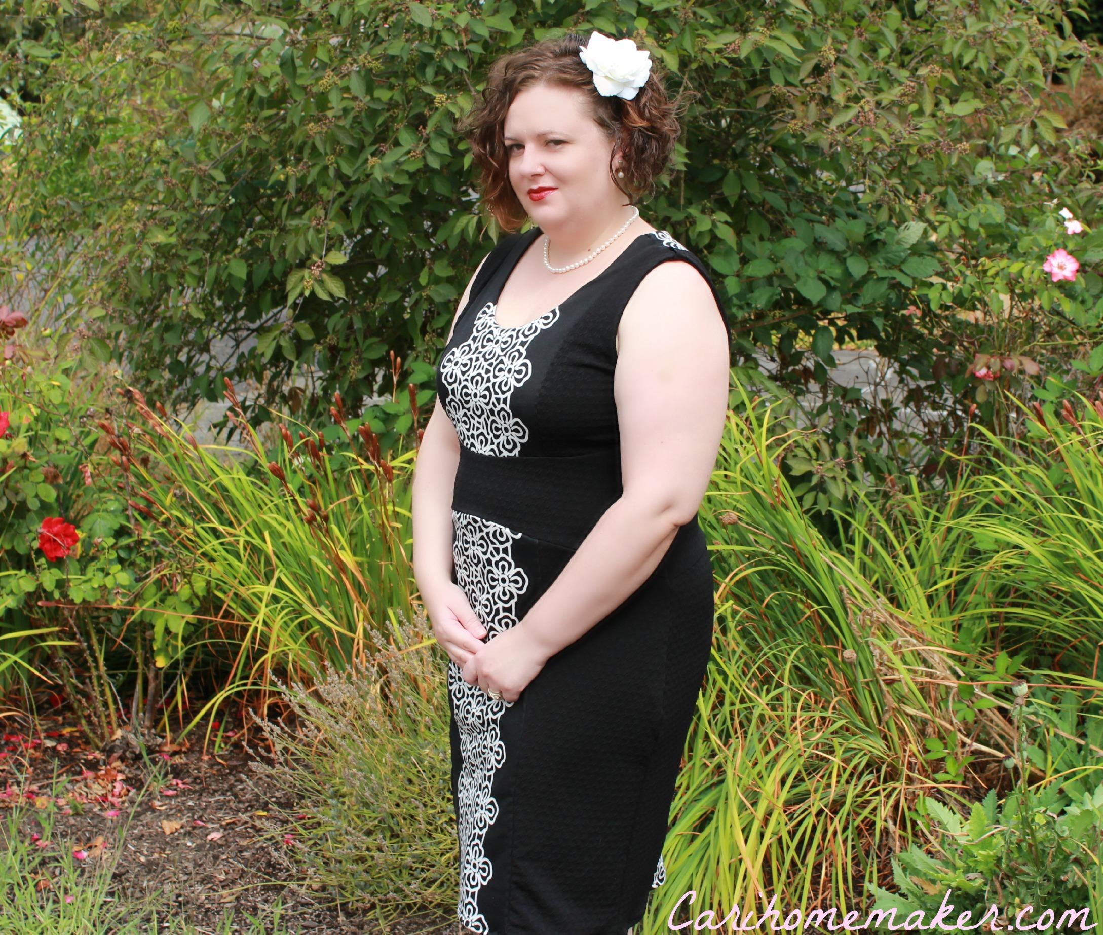 Tribute Dress 2