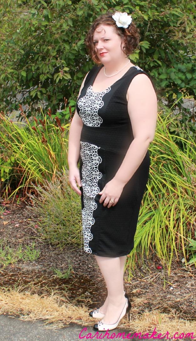 Tribute Dress 6