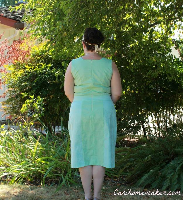 Jacaranda Dress 1