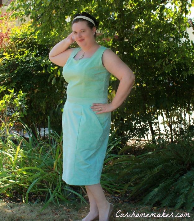 Jacaranda Dress 5